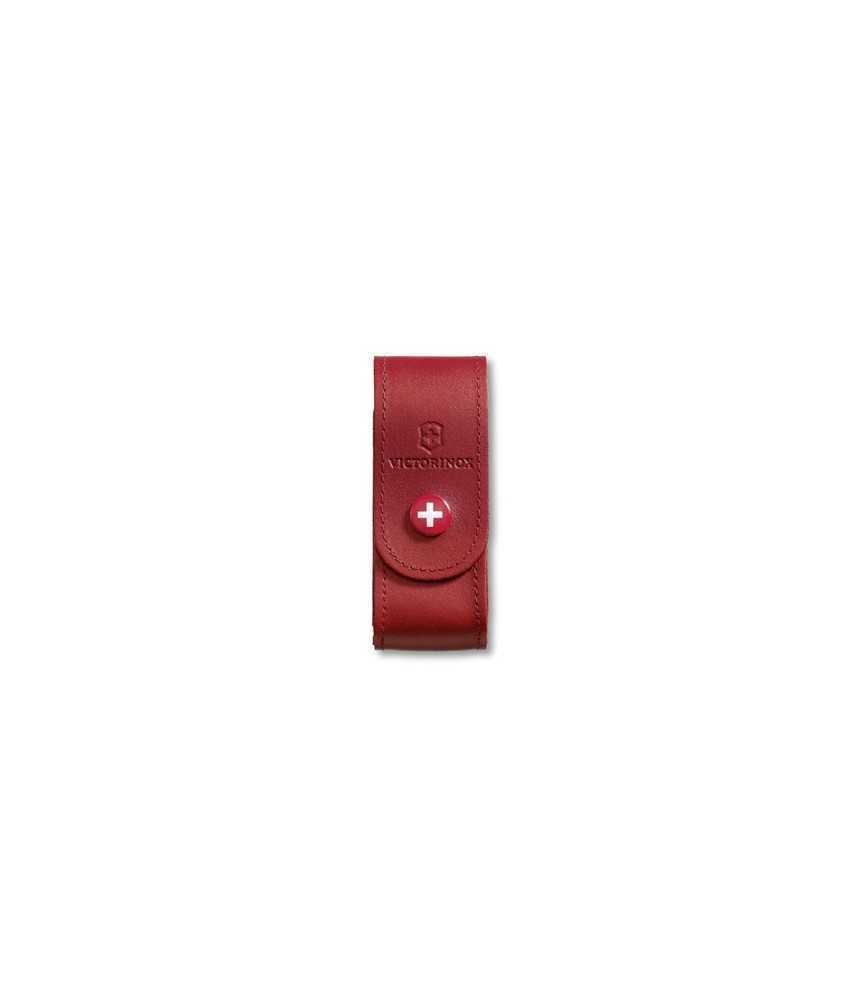 Victorinox Dėklas peiliams (raudonas-odinis)