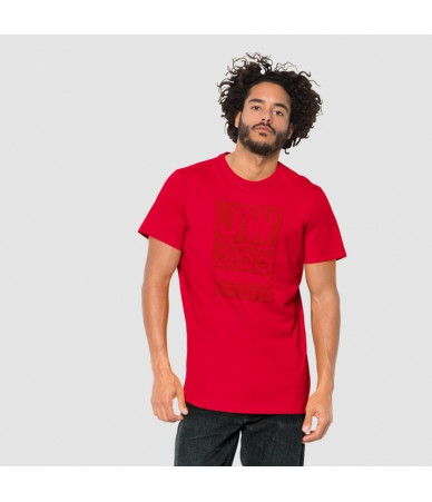 Vyriški marškinėliai  JACK WOLFSKIN 365T