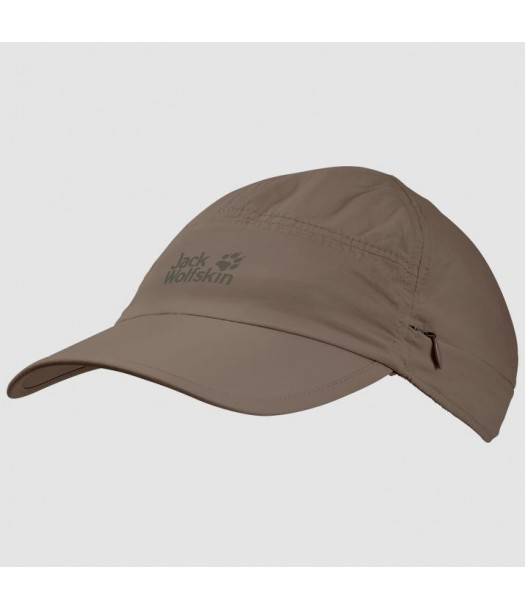 Kepurė JACK WOLFSKIN SUPPLEX CANYON CAP