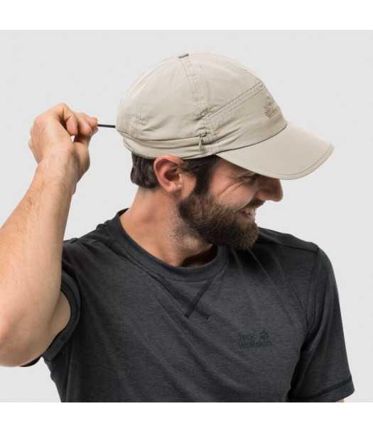 Kepurė JACK WOLFSKIN SUPPLEX CANYON CAP