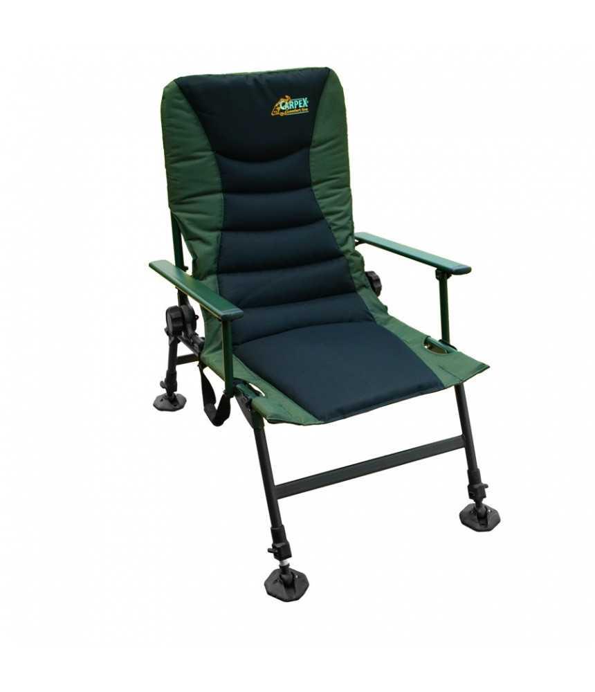 Kėdė -fotelis su porankiais Carpex 99-KK-011