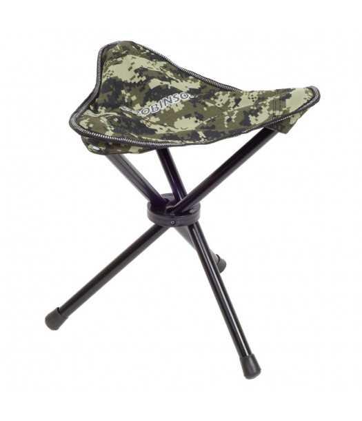 Turistinė sudedama kėdutė(trikojis) Robinson KW-009