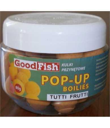 Boiliai GoodFish Pop-up 4 rūšių 16mm / 80g