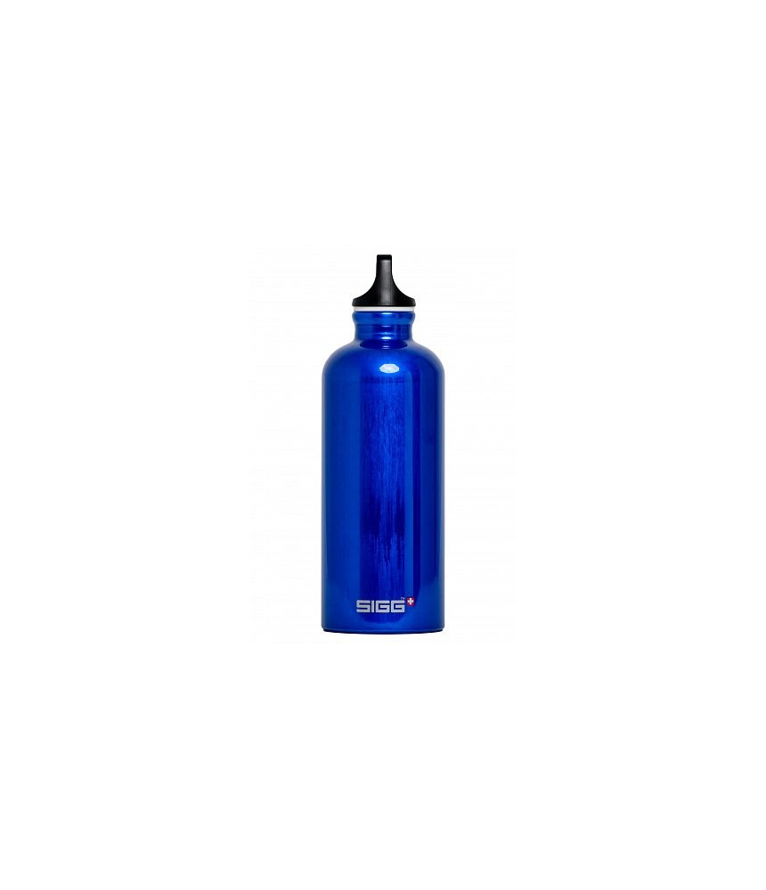 Gertuvė SIGG Traveller tamsiai mėlyna 0.6 L