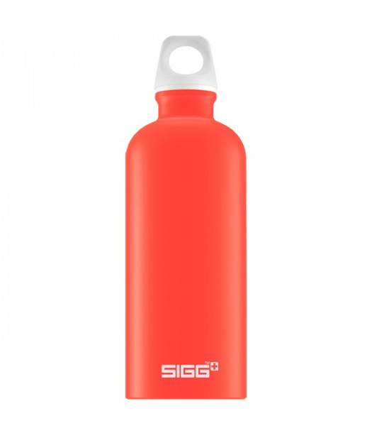 Gertuvė SIGG Lucid Scarlet Touch 0.6l