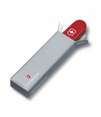 Šveicariškas kišeninis peilis VICTORINOX Walker red 84mm