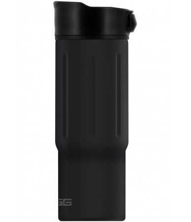 Termo puodelis SIGG Gemstone Travel Mug 0.5l | juodas
