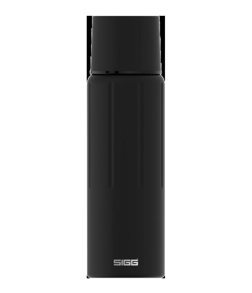 Termosas Sigg Gemstone IBT Selenite 1.1l | juodas