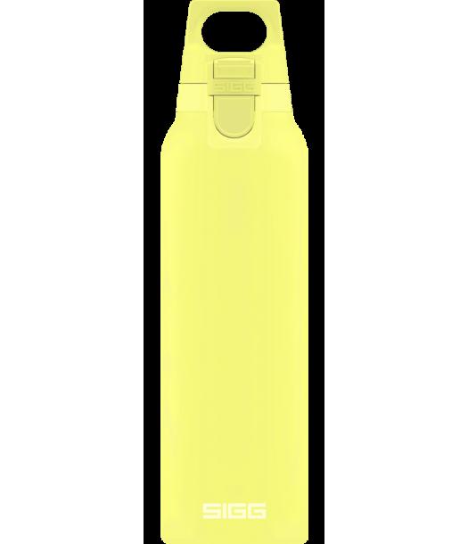 Termo gertuvė Sigg Hot&Cold One 0.5l   citrininė