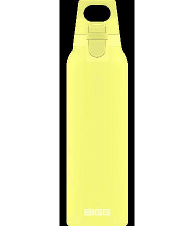 Termo gertuvė Sigg Hot&Cold One 0.5l | citrininė