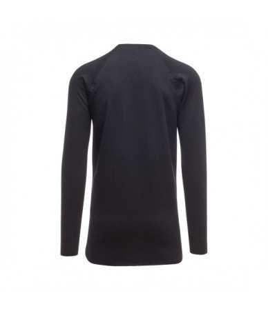 Termo marškinėliai ilgomis rankovėmis vyrams Thermowave 2 IN 1| juodi