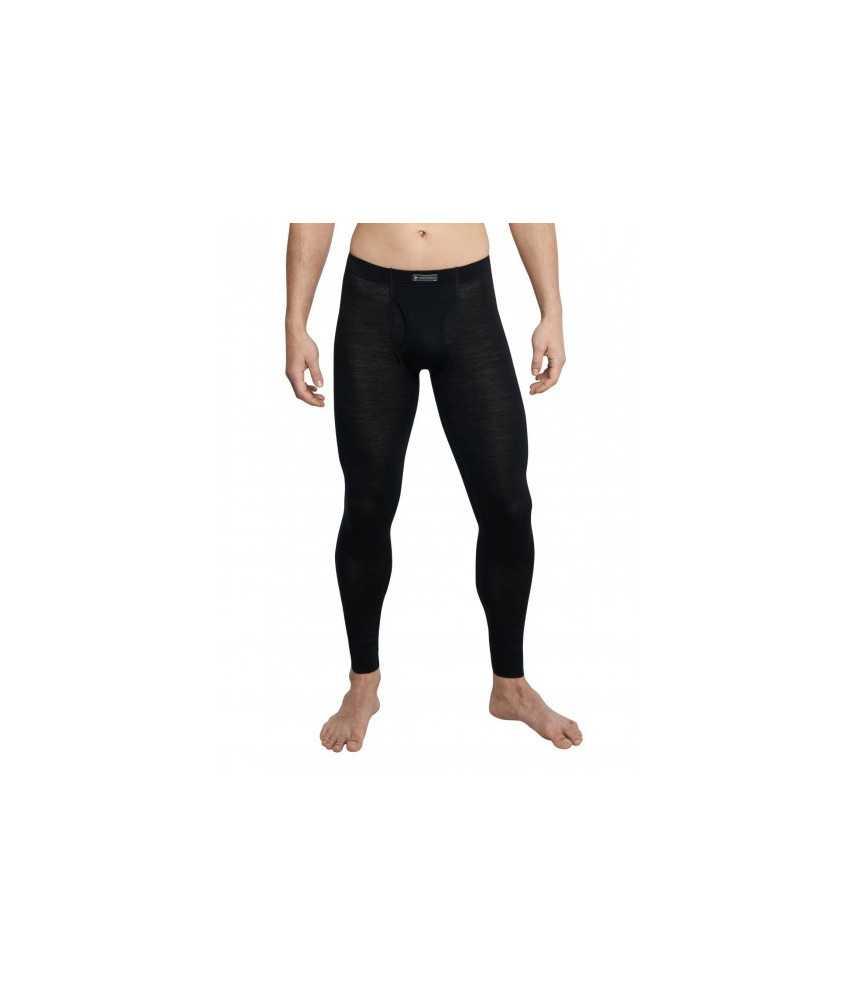 Termo kelnės vyrams Thermowave MERINO ONE50 | juodos