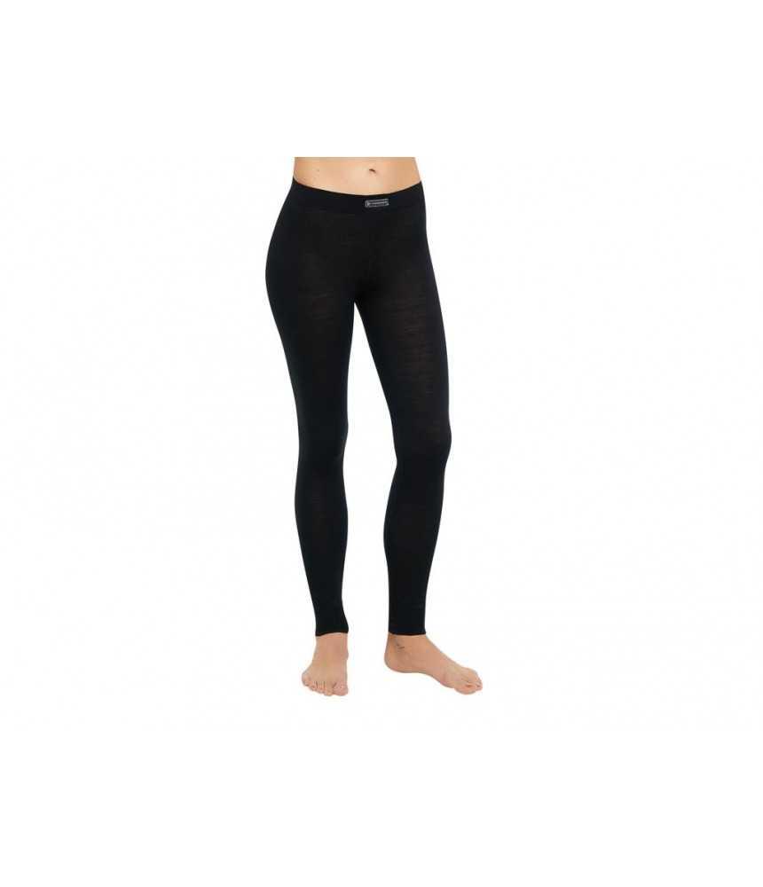 Termo kelnės moterims Thermowave MERINO ONE 50 | juodos