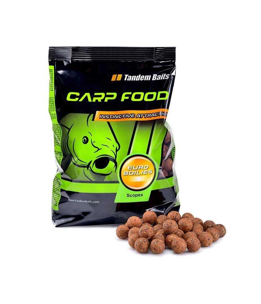 Tandem Baits baltyminiai kukuliai EURO BOILIES 18mm /1kg
