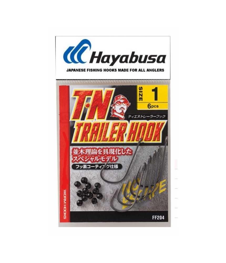 Kabliukai Hayabusa FF 204 NRB