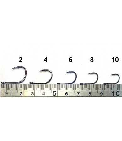 Kabliukai Hayabusa K-1 NRB