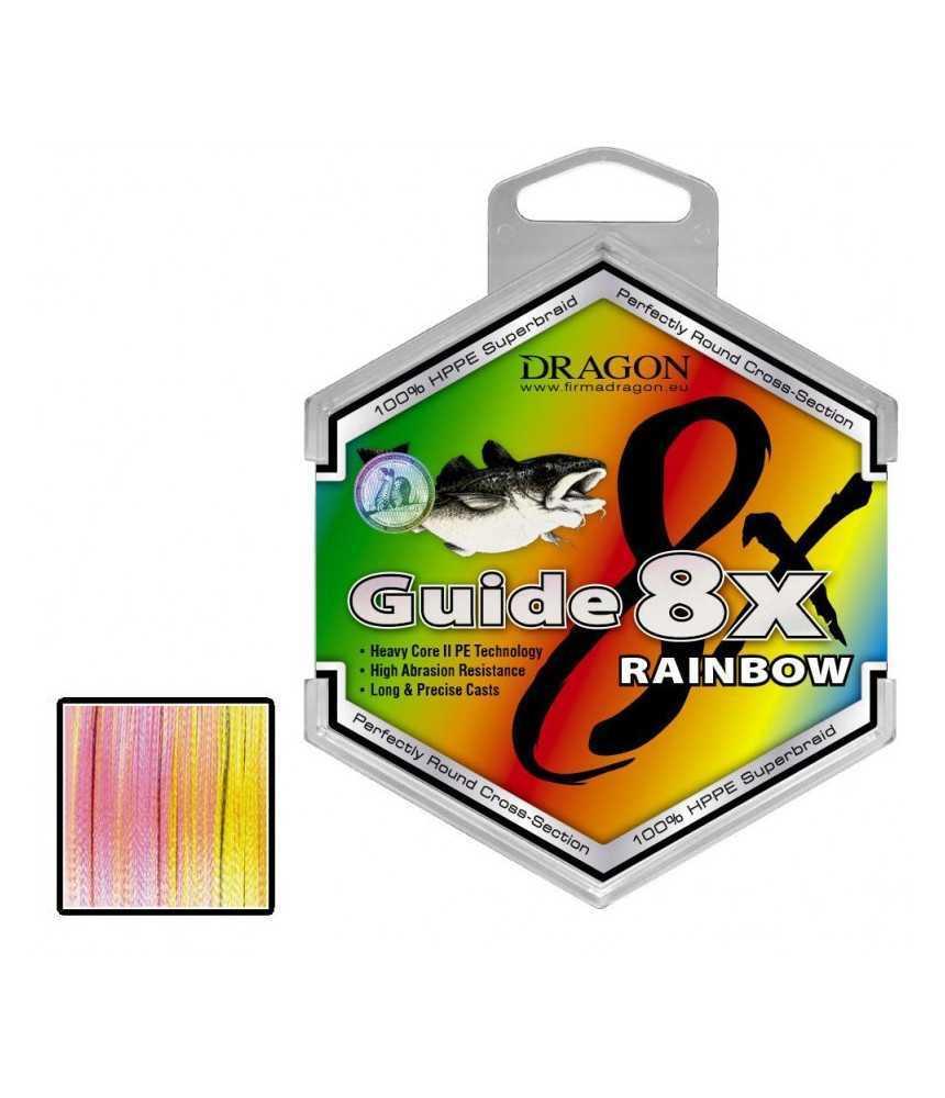 Valas Dragon Guide 8X Rainbow 250 m