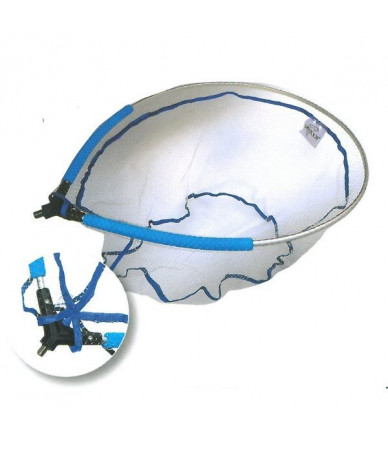 Graibšto galva Robinson 86-KR-P45, 45x40x35cm