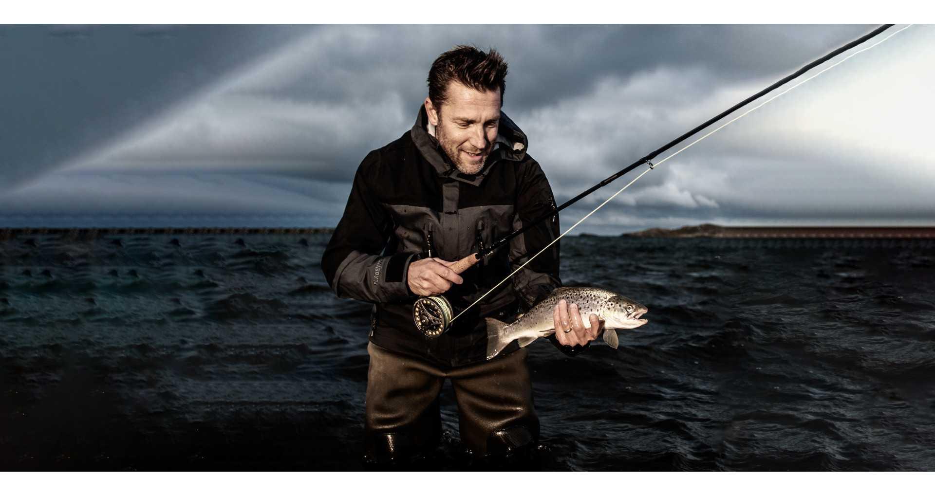 Striukės žvejybai
