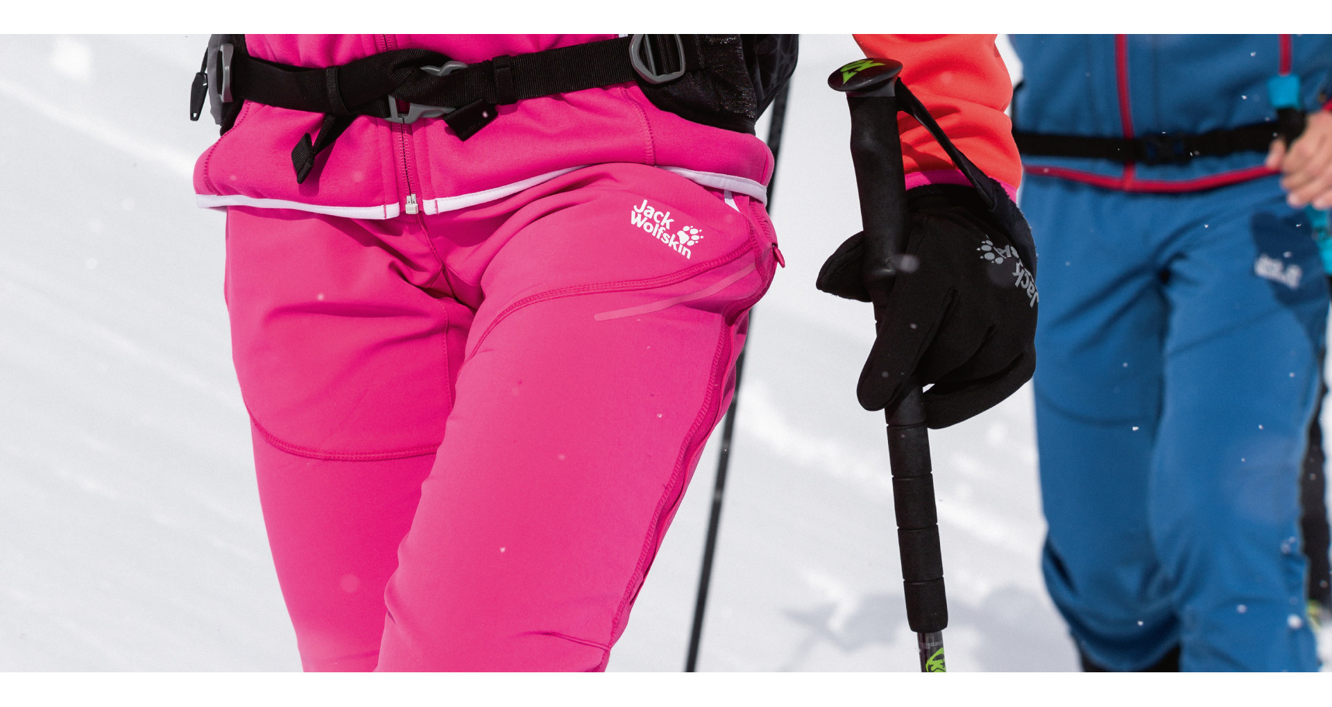 Moteriškos slidinėjimo kelnės| ROVANA.LT