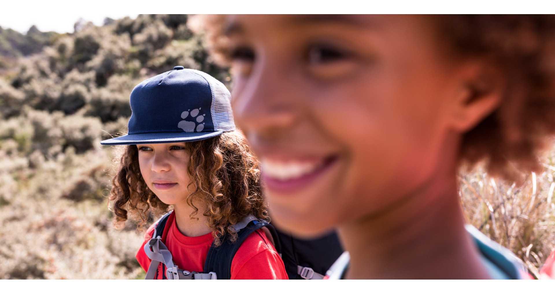 Vaikiškos kepurės vasarai