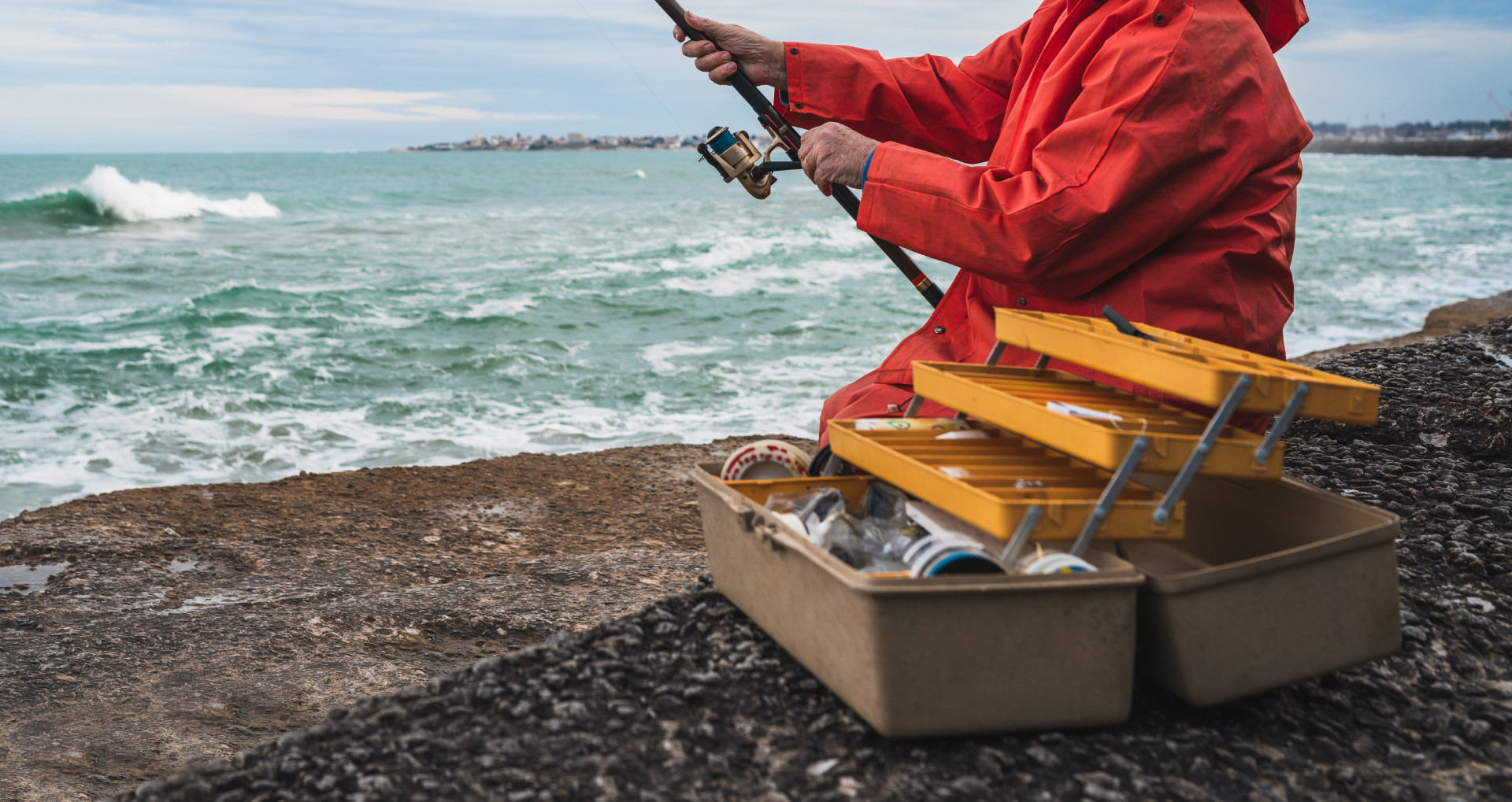Dėžės ir žvejo krepšiai | Rovana.lt